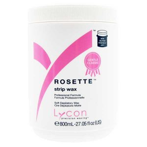 rosette-strip-wax